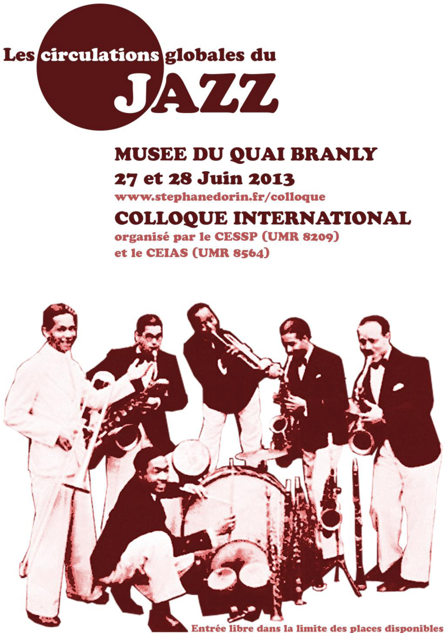 Les circulations globales du jazz