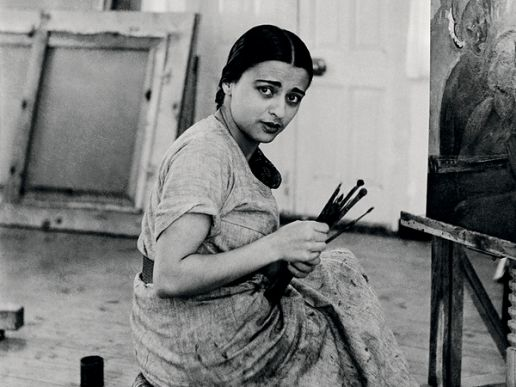 Projection du documentaire Amrita Sher‐Gil, une rhapsodie indienne