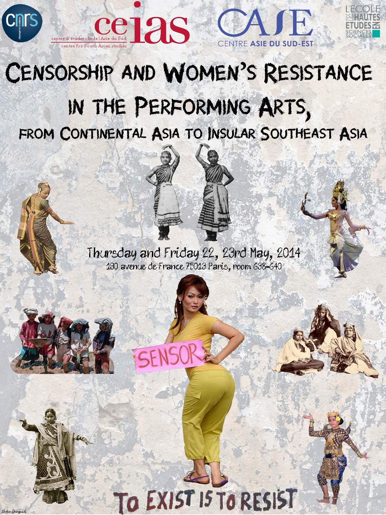 Censorship and Women's Resistance in the Performing Arts, from Continental Asia to Insular Southeast Asia
