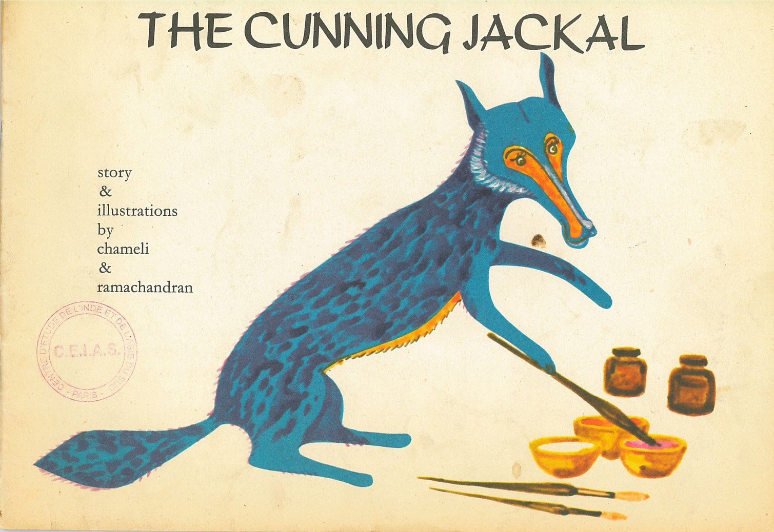 The cunning jackal