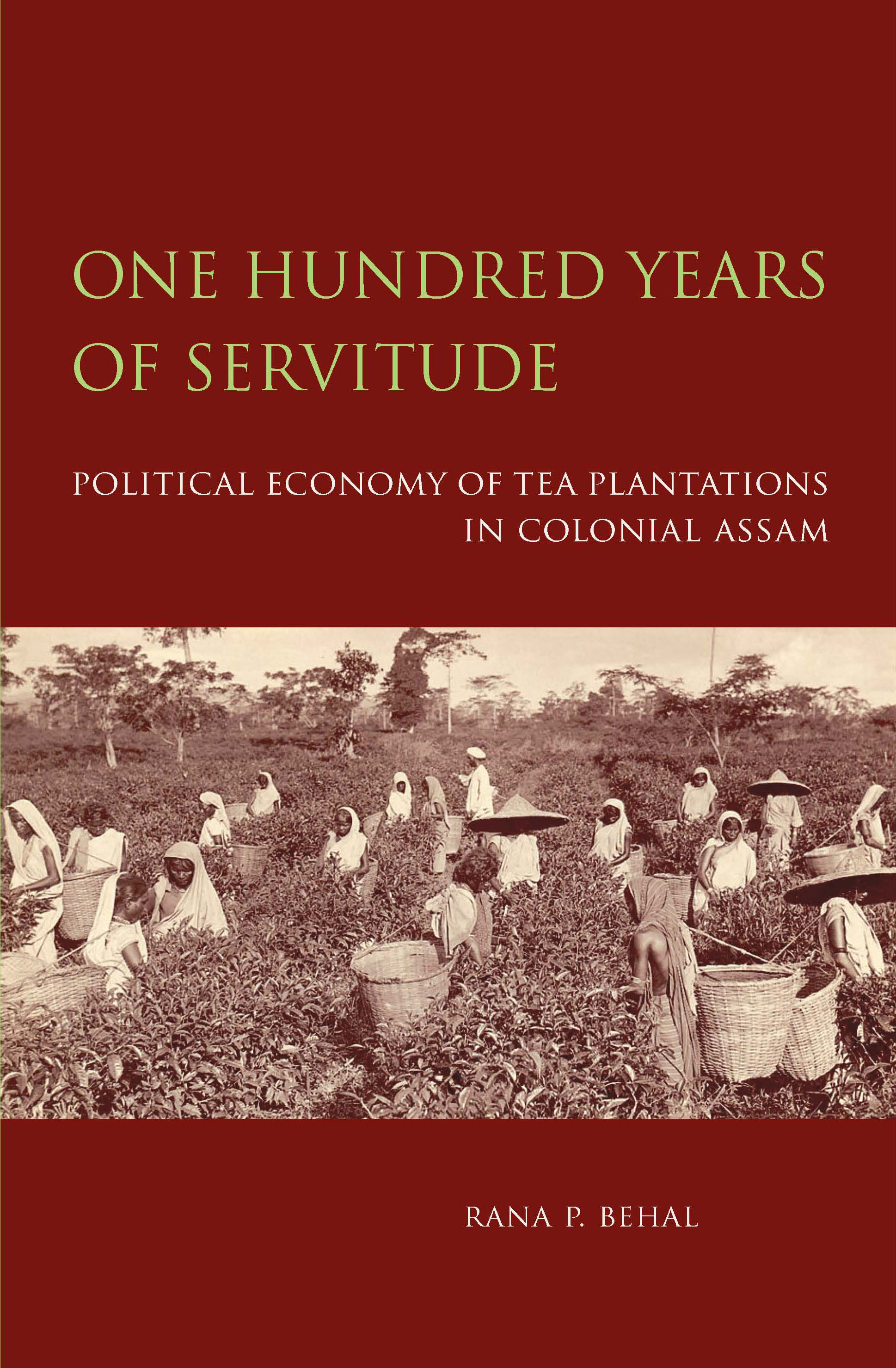 One Hundred Years of Servitude, Political economy of Tea Plantations in Colonial Assam