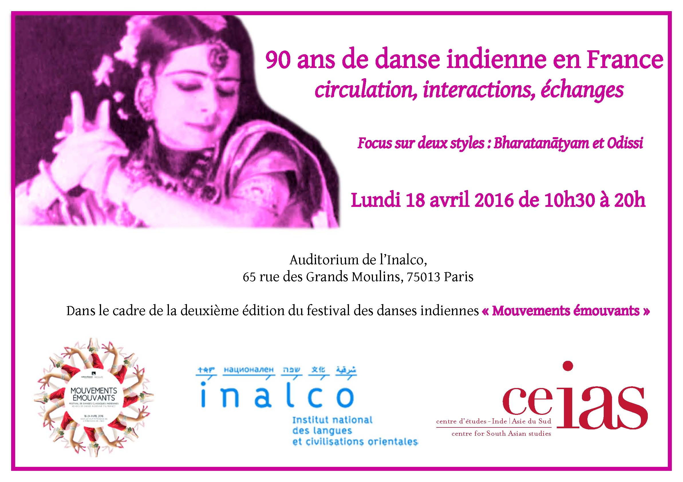 90 ans de danse indienne en France : circulation, interactions, échanges