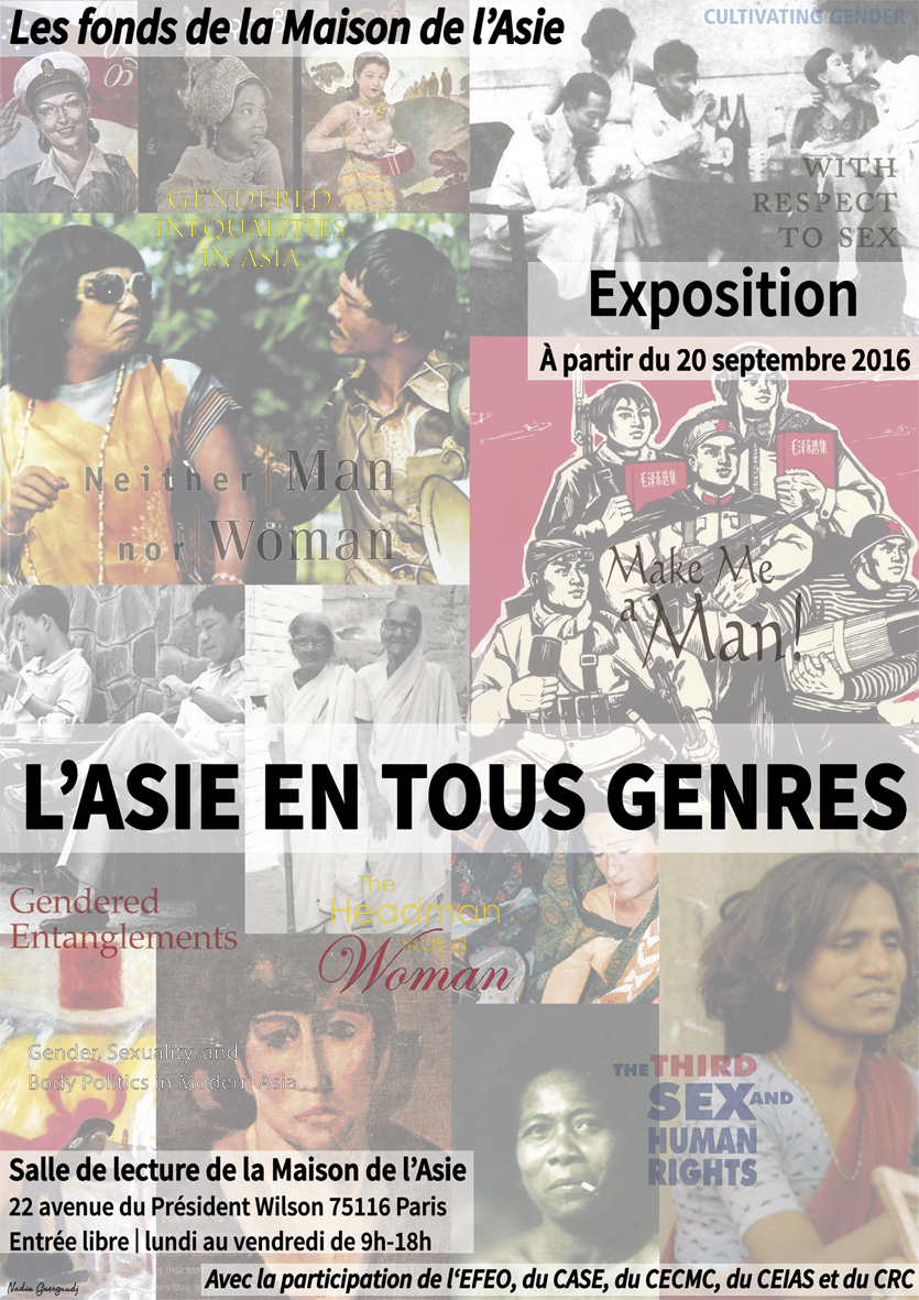 <strong>L'Asie en tous genres</strong>