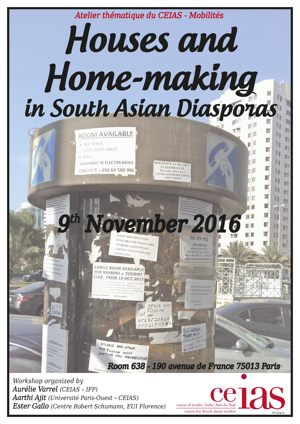 Houses and Home-making in South Asian Diasporas