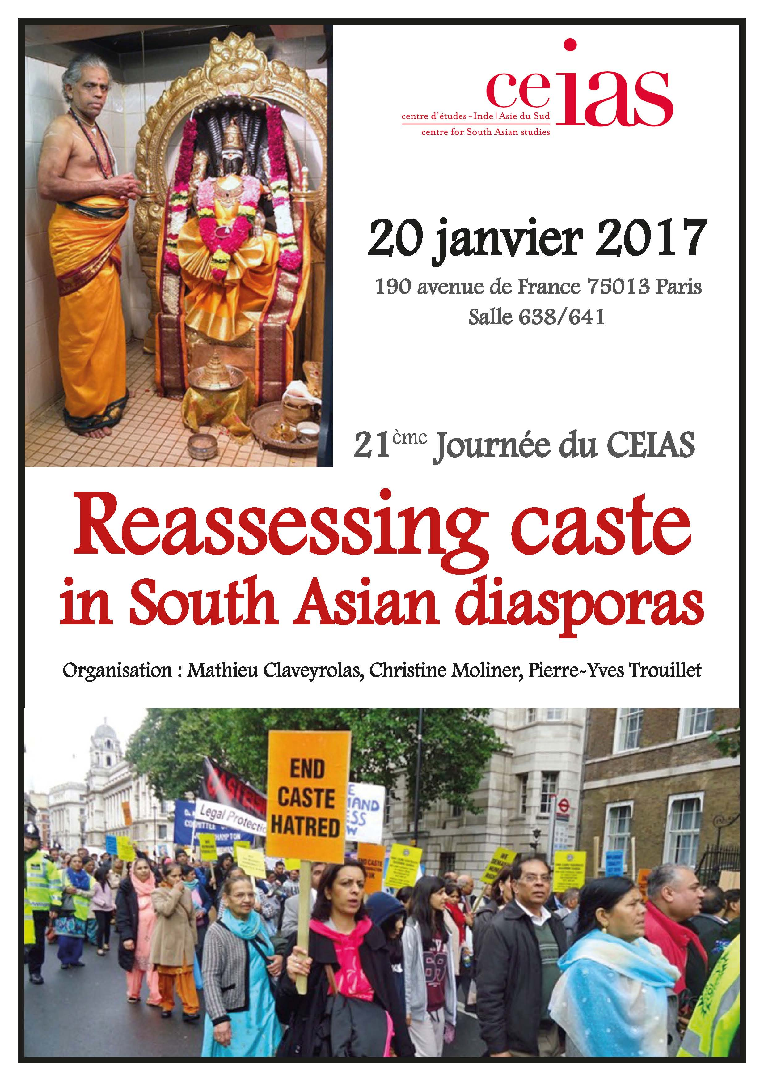 Reassessing caste in South Asian diasporas