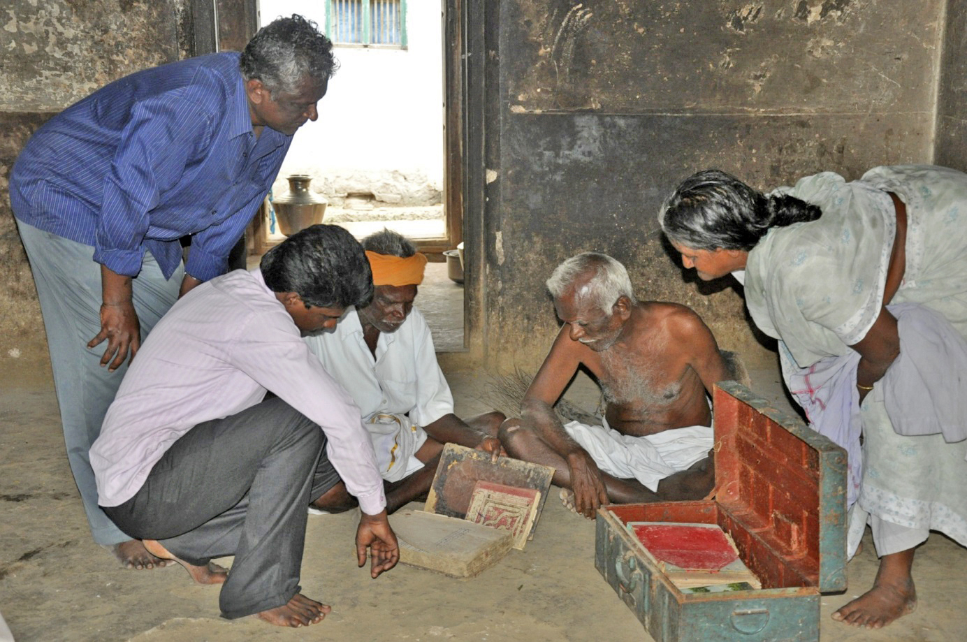DATAH | Exploring the Digital Archive of Tamil Agrarian History 1650-1950