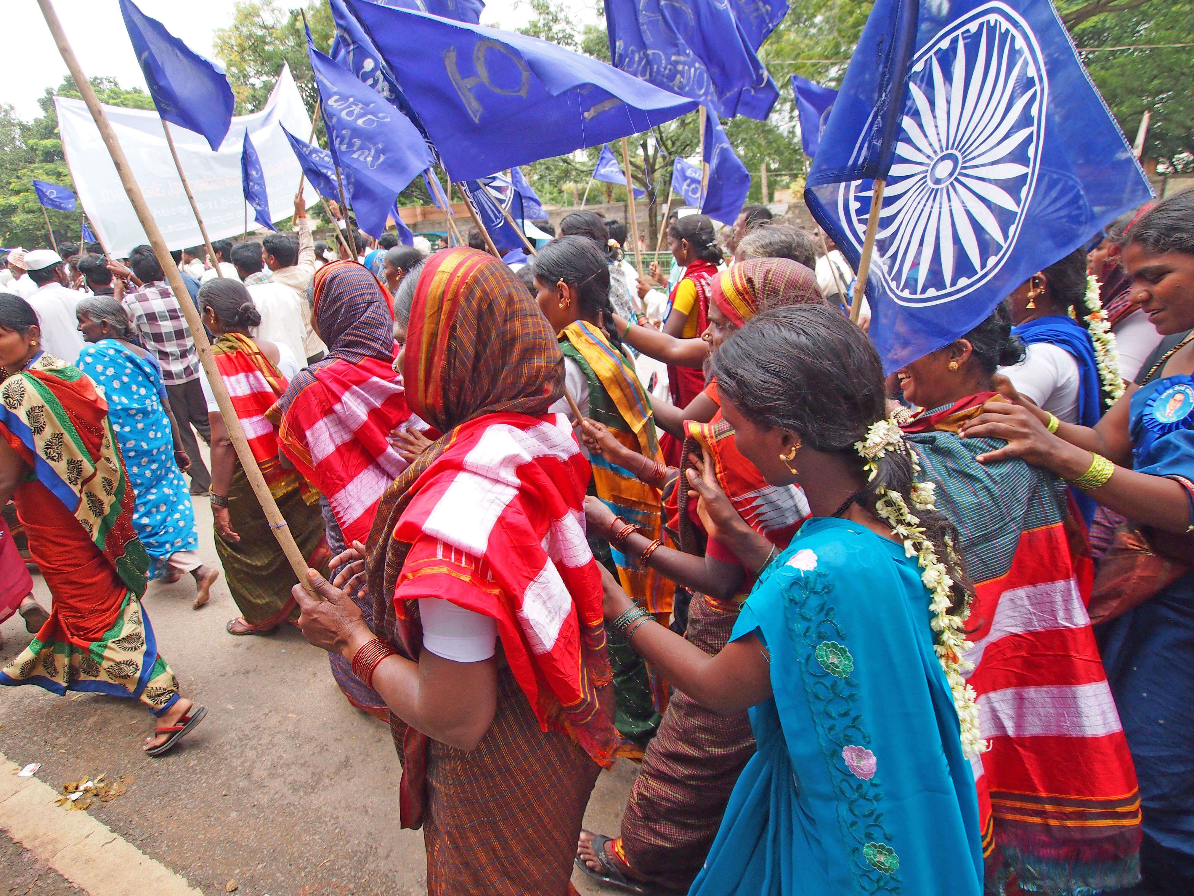 New Forms of Dalit Cultural Assertion: Rejecting Buffalo Sacrifice in South India