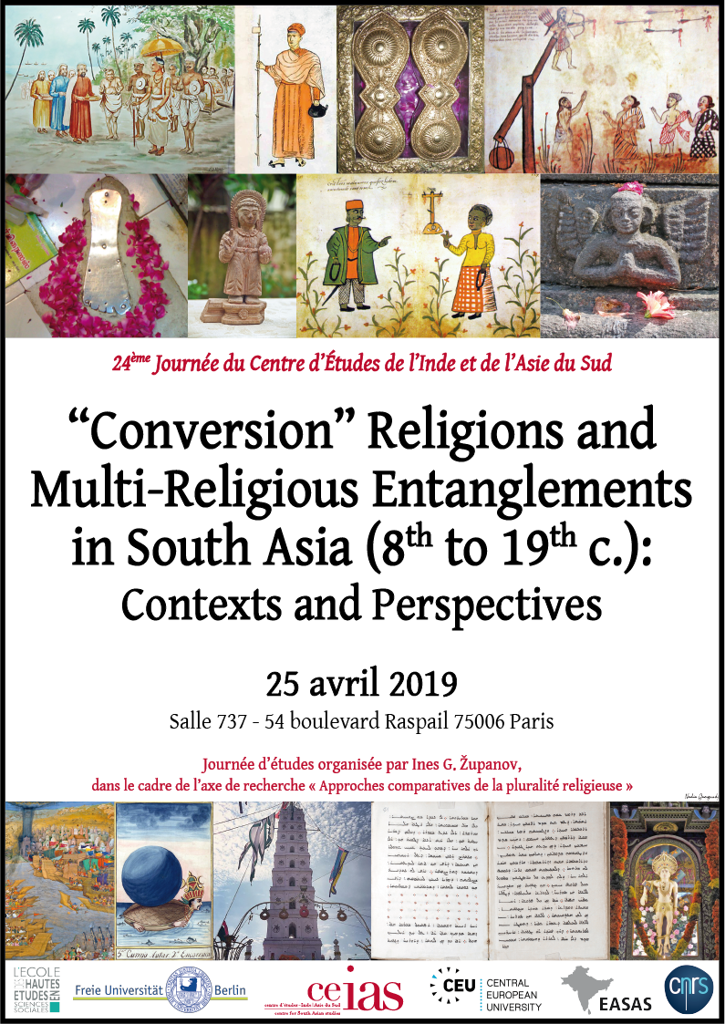 """Conversion"" Religions and Multi-Religious Entanglements in South Asia (8th to 19th c.): Contexts and Perspectives"