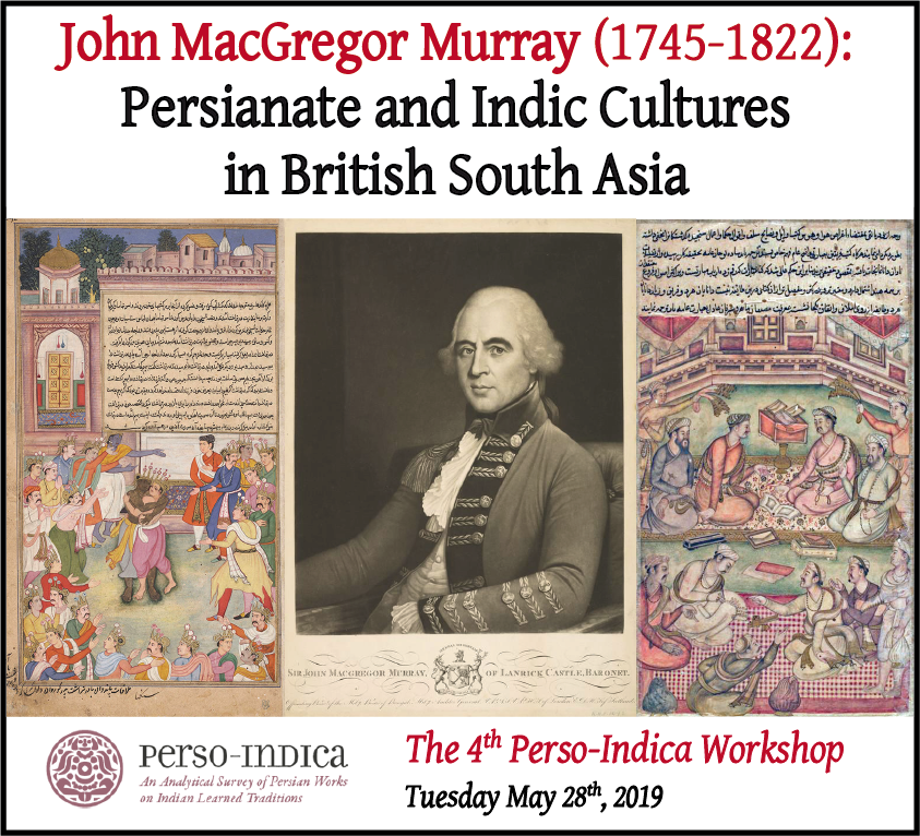 John MacGregor Murray (1745-1822): Persianate and Indic Cultures in British South Asia